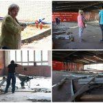 Počeli radovi na obnovi zgrade u kampusu, udruga će dobiti novi dom